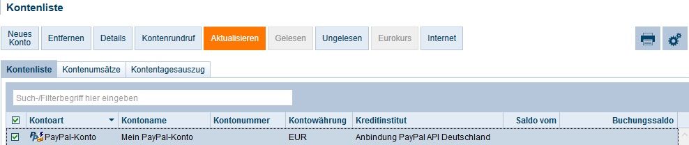 Paypal Hilfe Center